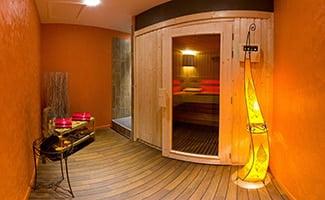 sauna spa coraline
